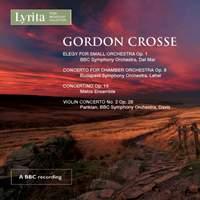 Crosse: Orchestral Works