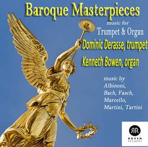 Baroque Masterpieces - Music For Trumpet & Organ Product Image