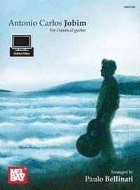 Paulo Bellinati: Jobim, Antonio Carlos For Classical Guitar