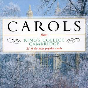 Carols from King's College, Cambridge Product Image