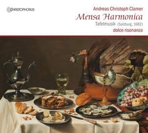 Clamer: Mensa Harmonica, Tafelmusik [Salzburg 1682] Product Image