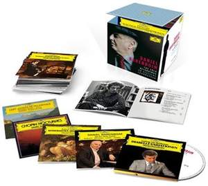 Daniel Barenboim: The Solo Recordings on Deutsche Grammophon & Westminster