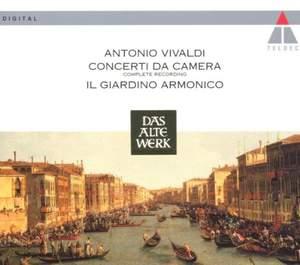 Vivaldi: Concerti di Camera