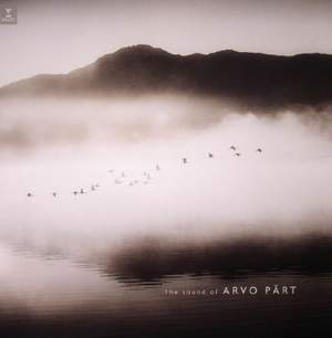 The Sound of Arvo Pärt - Vinyl Edition