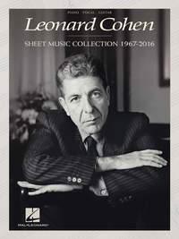 Leonard Cohen: Sheet Music Collection