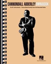 Julian Cannonball Adderley: Cannonball Adderley - Omnibook