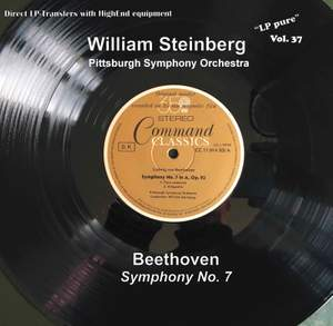 LP Pure, Vol. 37: Steinberg Conducts Beethoven (Historical Recording)