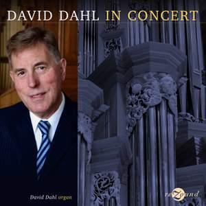 David Dahl in Concert