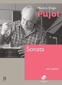 Maximo-Diego Pujol: Sonata (guitar)