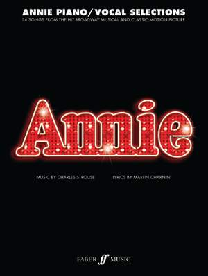 Strouse, C: Annie (vocal selections)