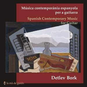 Spanish Contemporary Music for Guitar