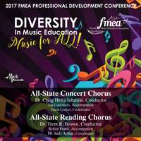 2017 Florida Music Education Association (FMEA): All-State Concert Chorus & All-State Reading Chorus [Live]