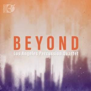 Beyond: Los Angeles Percussion Quartet Product Image