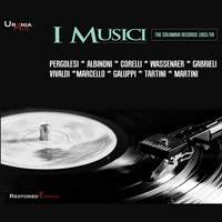 I Musici: The Columbia Records (Recorded 1953-1954)