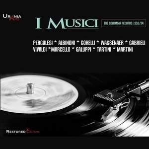 I Musici: The Columbia Records (Recorded 1953-1954)