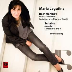Rachmaninov & Scriabin: Piano Works (Live)