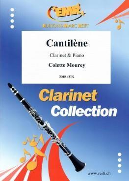 Colette Mourey: Cantilène