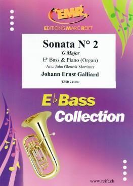 Johann Ernst Galliard: Sonata No. 2 In G Major