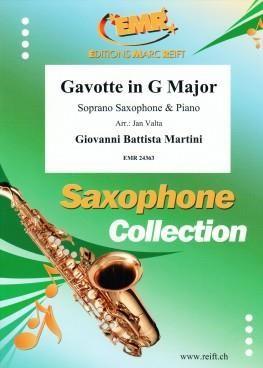 Giovanni Battista Martini: Gavotte In G Major