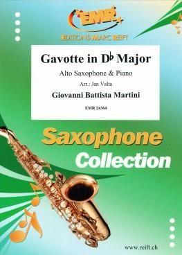 Giovanni Battista Martini: Gavotte In Db Major