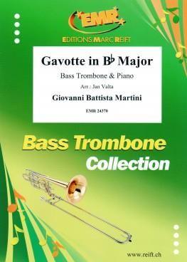 Giovanni Battista Martini: Gavotte In Bb Major