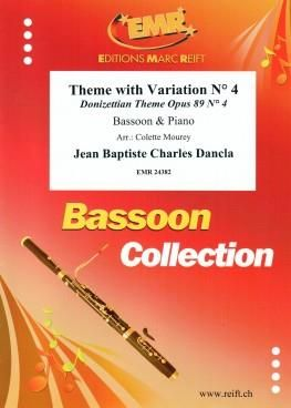 Charles Dancla: Theme With Variations No. 4