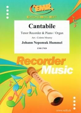 Johann Nepomuk Hummel: Cantabile