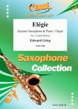Edvard Grieg: Elégie