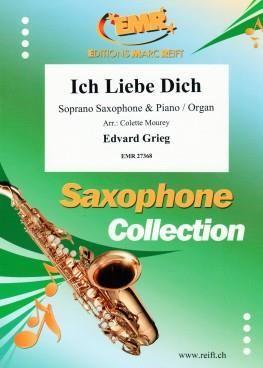 Edvard Grieg: Ich Liebe Dich