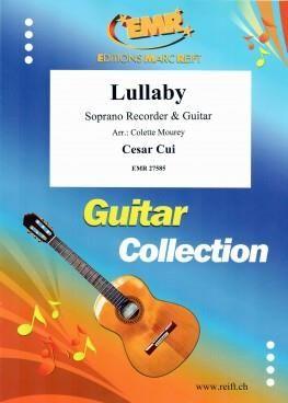 César Cui: Lullaby
