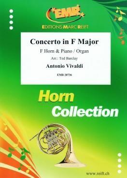 Antonio Vivaldi: Concerto In F Major