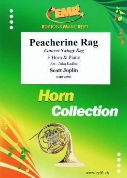 Scott Joplin: Peacherine Rag
