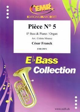 César Franck: Pièce No. 5
