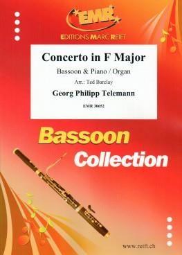 Georg Philipp Telemann: Concerto In F Major
