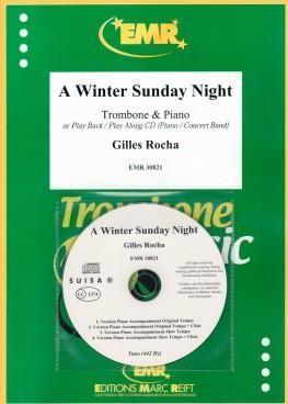 Gilles Rocha: A Winter Sunday Night