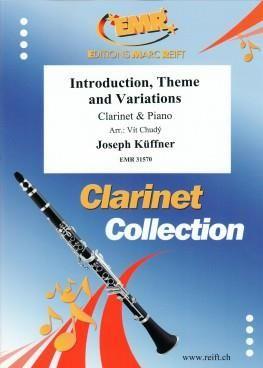 Joseph Küffner: Introduction, Theme and Variations