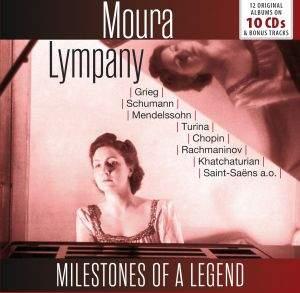 Moura Lympany - Milestones Of A Legend