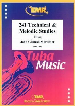 John Glenesk Mortimer: 241 Technical and Melodic Studies
