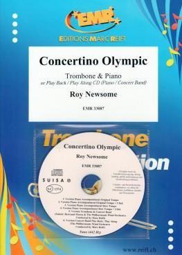 Roy Newsome: Concertino Olympic