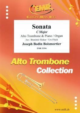 Joseph Bodin de Boismortier: Sonate C Major