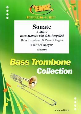 Hannes Meyer: Sonate A Minor