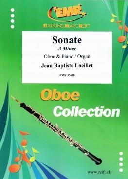 Jean-Baptiste Loeillet: Sonate A Minor