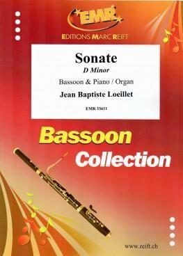 Jean-Baptiste Loeillet: Sonate D Minor