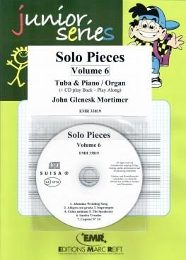 John Glenesk Mortimer: Solo Pieces Vol. 6
