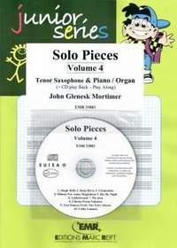 John Glenesk Mortimer: Solo Pieces Vol. 4
