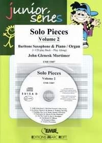 John Glenesk Mortimer: Solo Pieces Vol. 2