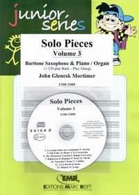 John Glenesk Mortimer: Solo Pieces Vol. 3
