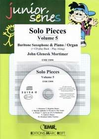 John Glenesk Mortimer: Solo Pieces Vol. 5