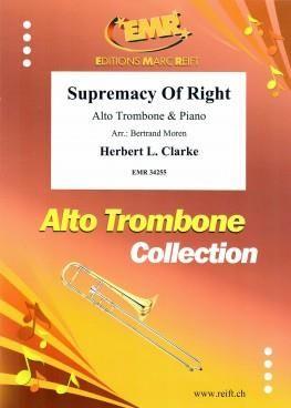 Herbert L. Clarke: Supremacy Of Right