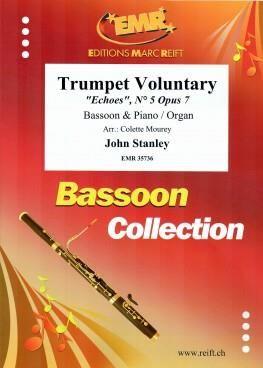 John Stanley: Trumpet Voluntary